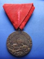 Medal - Kosowo 1912 (pierwsza wojna bałkańska)