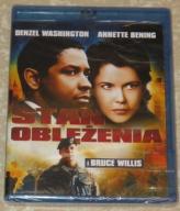 Blu-Ray: Stan oblężenia (1998) The Siege