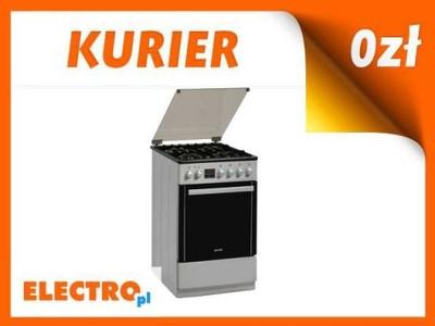 Kuchnia Gazowo Elektryczna Gorenje Cc 700 I 50cm