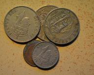 East Africa - 5 monet mało powtórek - BCM