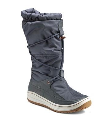 Kup Ecco Winter Queen Mid Cut Zip Black Buty Online   FOOTWAY.pl