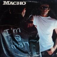 Macho - I'm A Man (Lp U.S.A.1Press) Disco-Funk