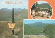 BIESZCZADY - USTRZYKI GÓRNE - DYŻURKA GOPR - 1985R
