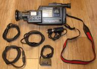 SONY CCD-V90E HANDYCAM PRO - KAMERA ANALOGOWA 8mm