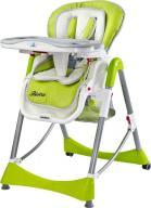 Caretero Krzesełko do karmienia Bistro Green