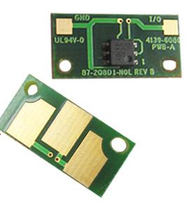 Chip na toner do Minolta Bizhub C25 A0X5153