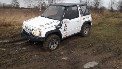 Suzuki Vitara 4x4 Off Road Okazja 6692517402 Oficjalne Archiwum Allegro
