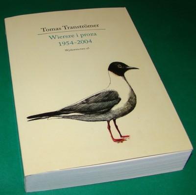 Tomas Transtromer Wiersze I Proza 1954 2004 Srl