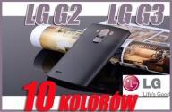 ETUI POKROWIEC 0,3mm LG G2 lub LG G3
