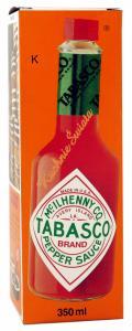[KŚ] Sos TABASCO Orginal 350 ml - czerwone chili
