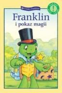 Książka bajka Franklin i pokaz magii. Czytamy...