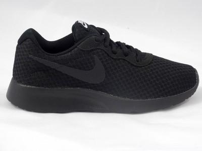 buty nike męskie całe czarne