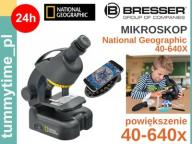 MIKROSKOP BRESSER 40-640X NATIONAL GEOGRAPHIC