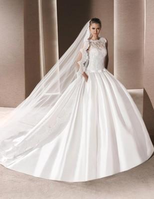 Suknia ślubna La Sposa Rosalia Caroline Novia 2016 6616894648
