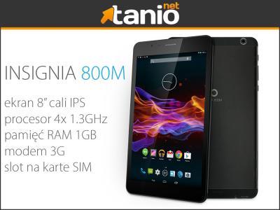 Tablet 8 Goclever Insignia 800m Ips 3g 200 Zl 4844661879 Oficjalne Archiwum Allegro