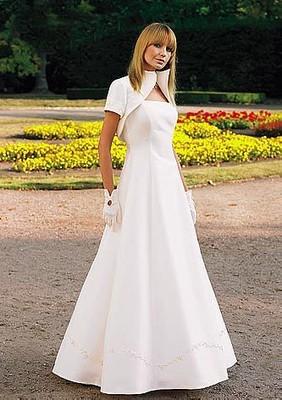 8db67c3990 suknia ślubna ślub cywilny - 6763169437 - oficjalne archiwum allegro