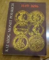 Katalog monet polskich 1649-1696