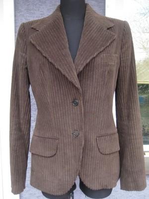 f870e2be56c56 DOLCE & GABBANA sztruksowy garnitur wł.46 - 6746396505 - oficjalne ...