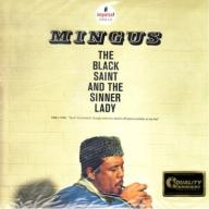 2LP CHARLES MINGUS THE BLACK SAINT AND SINNER LADY