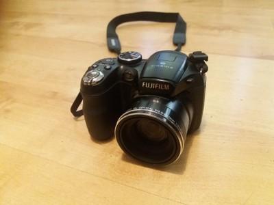 Aparat Cyfrowy Fujifilm Finepix S 14 Mp Mega Zoom 6851423193 Oficjalne Archiwum Allegro