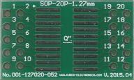 [LISPOL] Adapter uniwersalny SOP127-20P-IDC