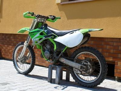 Ccros Kawasaki Kx 125cc 2001 R Rybnik 6821977333 Oficjalne Archiwum Allegro