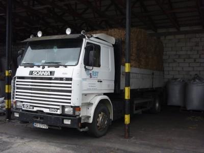 Scania 93M 250KM HDS
