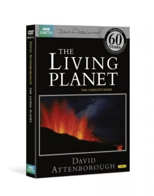 The Living Planet (Repackaged) [DVD]