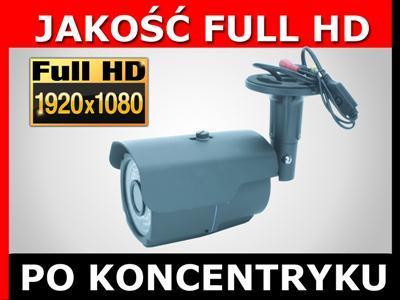 Kamera SDI FULL HD zewnetrzna IR ZOOM CCTV_1080p