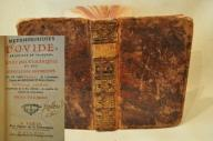 1742 METAMORPHOSES D'OVIDE T.1 REMARQUES / RYCINY