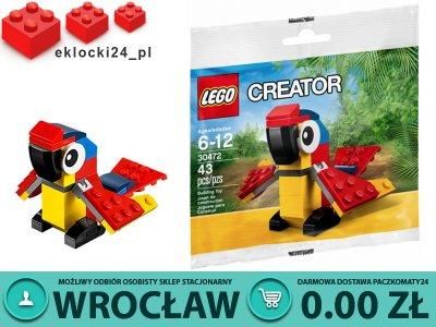 Lego Creator 30472 Papauga Wrocław 6258627319 Oficjalne Archiwum