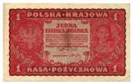 1 marka polska 1919 I ser. BP