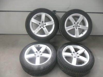 Audi A4 8k B8 Felgi 17 Opony Zimowe 22550 R17 6922899426