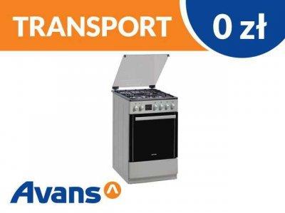 Kuchnia Gazowo Elektryczna Gorenje Cc 600 I 50cm 6525843120