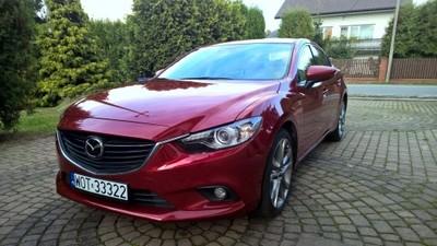 Mazda 6 192km 2 5l 2015r Ful Op Radar Pakiet Sport 6665389148 Oficjalne Archiwum Allegro