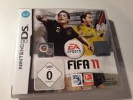 Fifa 11 oraz 2005 Nintendo DS komplet