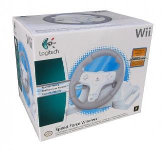 KIEROWNICA LOGITECH SPEED FORCE WIRELESS Wii / U