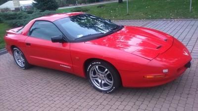 Pontiac Firebird 1993 3 4 V6 3 4 Generacja 6833060758 Oficjalne Archiwum Allegro