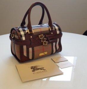 f6eafbee1cf46 oryginalna torebka Burberry Bowling Bag Chloe - 6356783426 ...