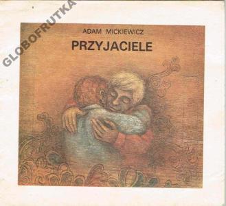 Mickiewicz Przyjaciele Książeczki Babuni
