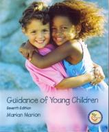 Guidance of Young Children - Marian Marion
