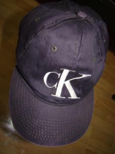 Kaszkietówka Czapka Calvin Klein rozm 48