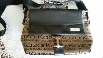 a53c3b66 Torebka Kazar listonoszka - 6297491627 - oficjalne archiwum allegro