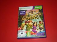 OKAZJA!! Kinect Adventures XBOX 360 SuperCENA MM