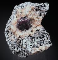 RUBIN - kryształy w matrixie - INDIE /ah141