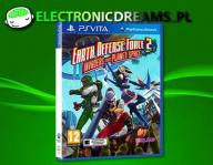 EARTH DEFENCE FORCE 2 INVADERS FROM PLANET SP. PSV