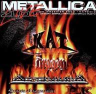 KAT Metallica Zlot DRAGON Holy Moses + MULTIMEDIA