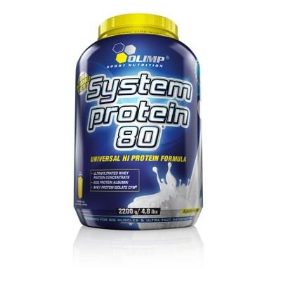 Olimp System Protein 80 2200g Bialko Jaja Kurzego 5466675524 Oficjalne Archiwum Allegro