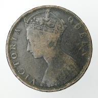 1901 Hong-Kong Wiktoria - cent