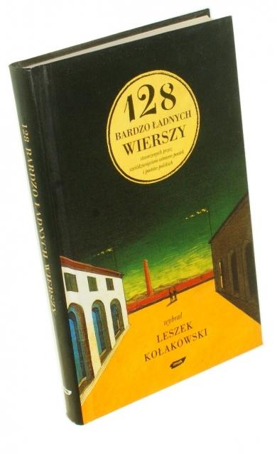 128 Bardzo ładnych Wierszy Wyb Kołakowski Waw 6815403403